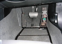 Floor Mounted Pedal Transfer